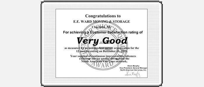 NC award