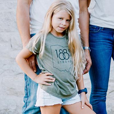Olive Youth Unisex T-shirt